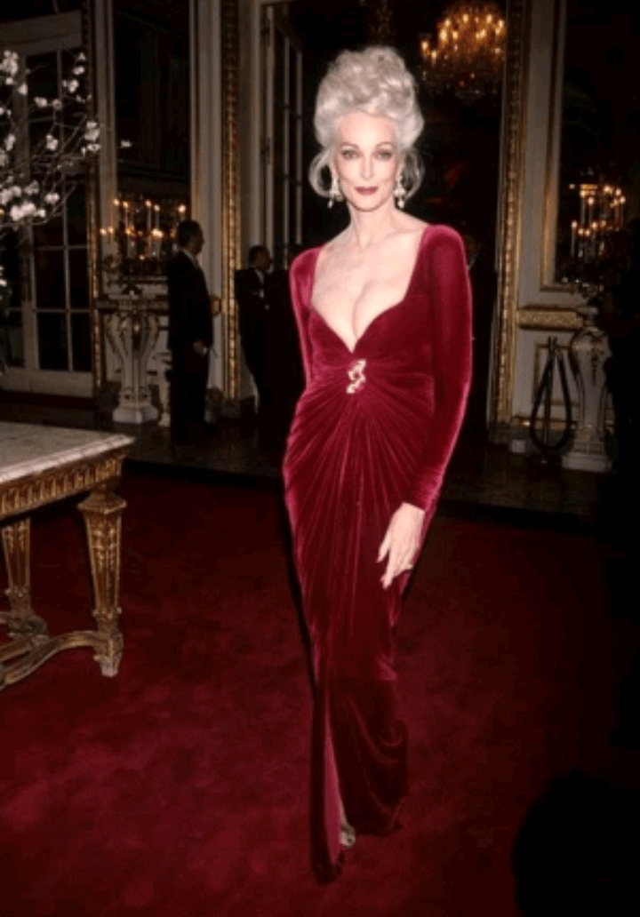 carmen dell'orefice world oldest supermodel 8