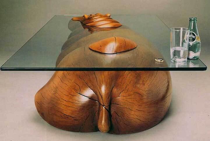 derek pearce hippo table