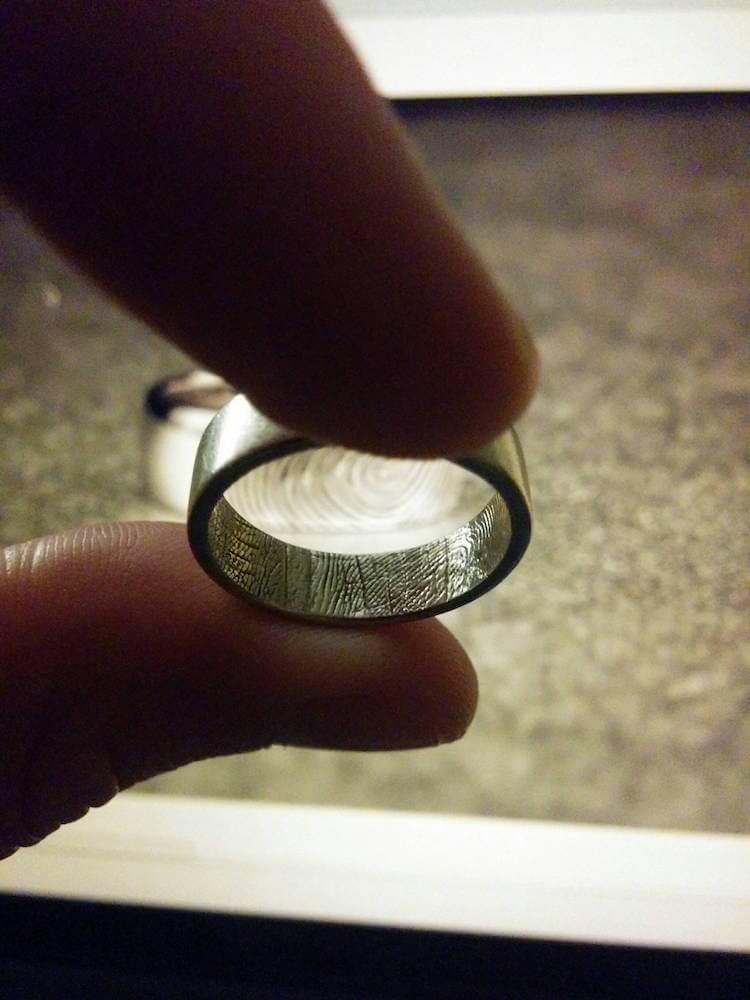 fingerprint wedding band 5
