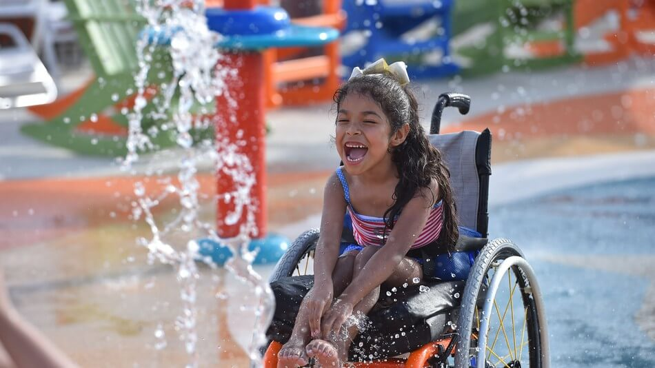 first water park for people with disabilities