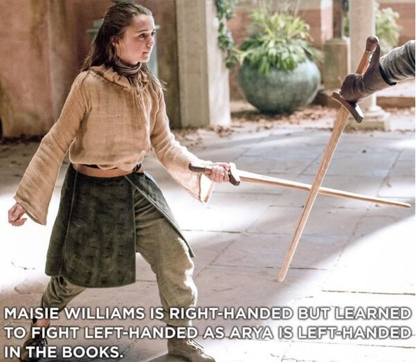 game of thrones facts 34