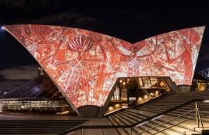 indigenous art projections sydney opera house feat (1)