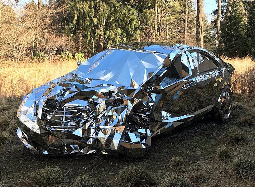 jordan griska wreck mirror mercedez 2