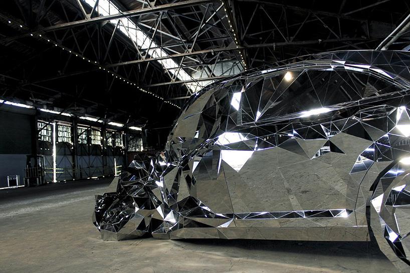 jordan griska wreck mirror mercedez 6