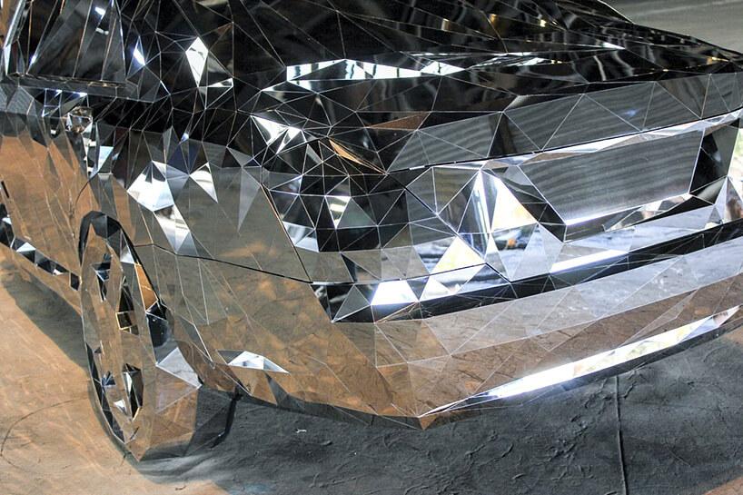 jordan griska wreck mirror mercedez 7