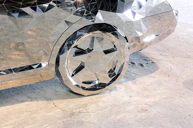 jordan griska wreck mirror mercedez 8