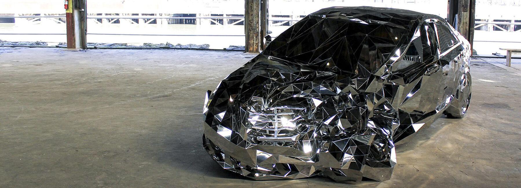 jordan griska wreck mirror mercedez