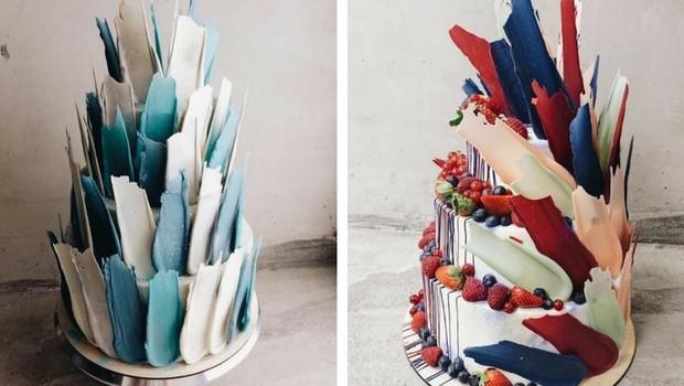 kalabasa brushstrokes cakes feat