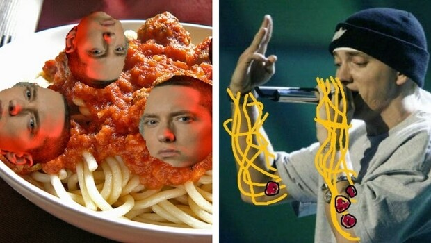 The Moms Spaghetti Meme From Eminems Song To All Over The Internet