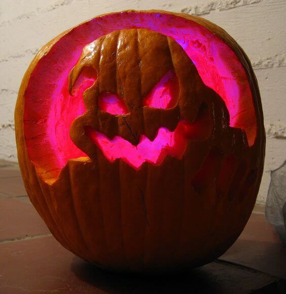 24 Nightmare Before Christmas Pumpkin Carving Pictures To