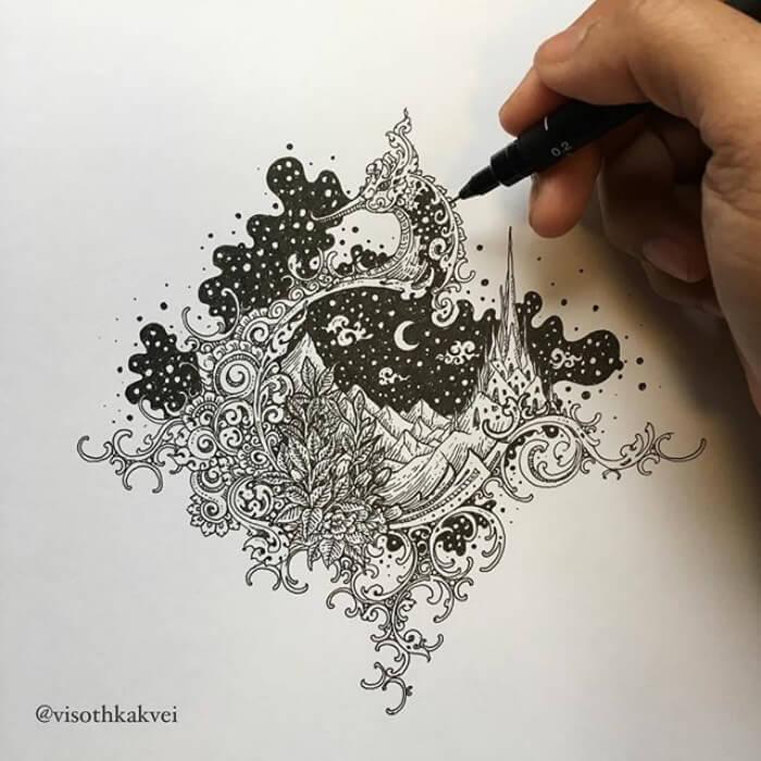 optical drawings viso thkakvei 21