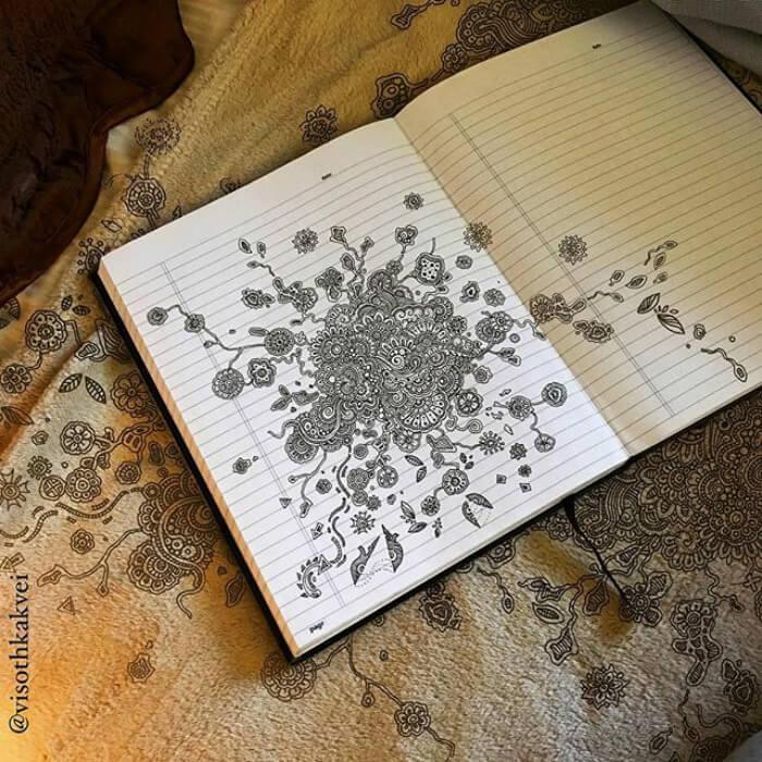 optical drawings viso thkakvei 22