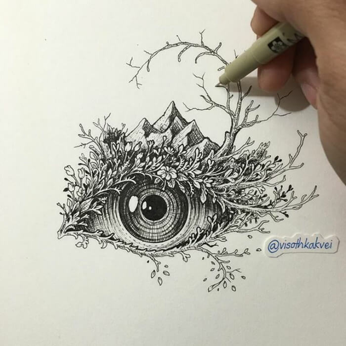 optical drawings viso thkakvei 25