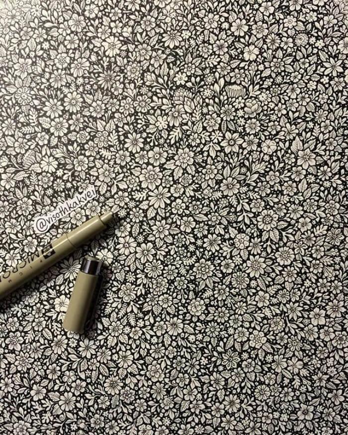 optical illusion drawings viso thkakvei 31