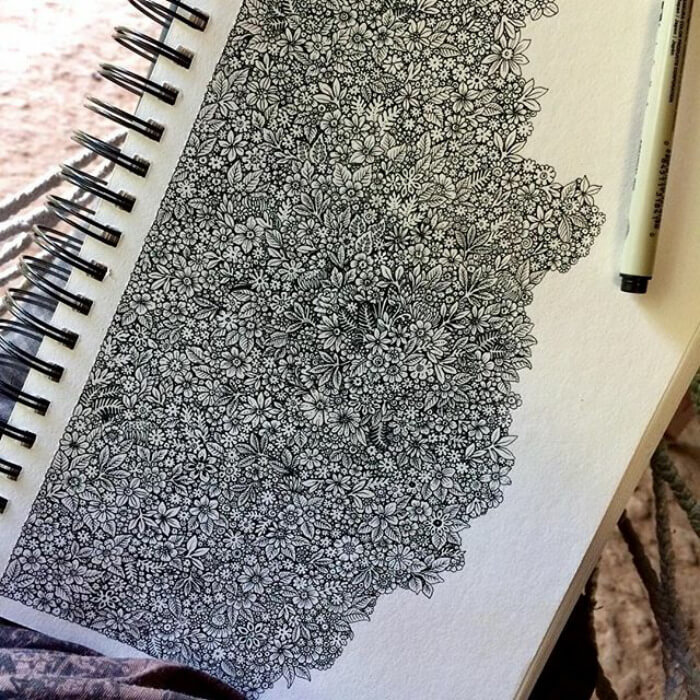 optical illusion drawings viso thkakvei 38