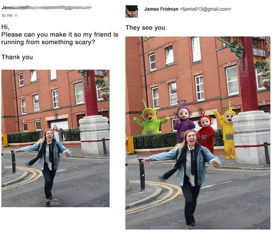 photoshop troll james fridman 3