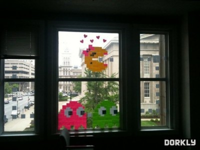 sticky note art 12