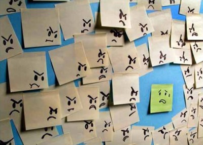 sticky note art 9