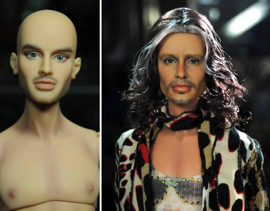 realistic celebrity dolls noel cruz 90