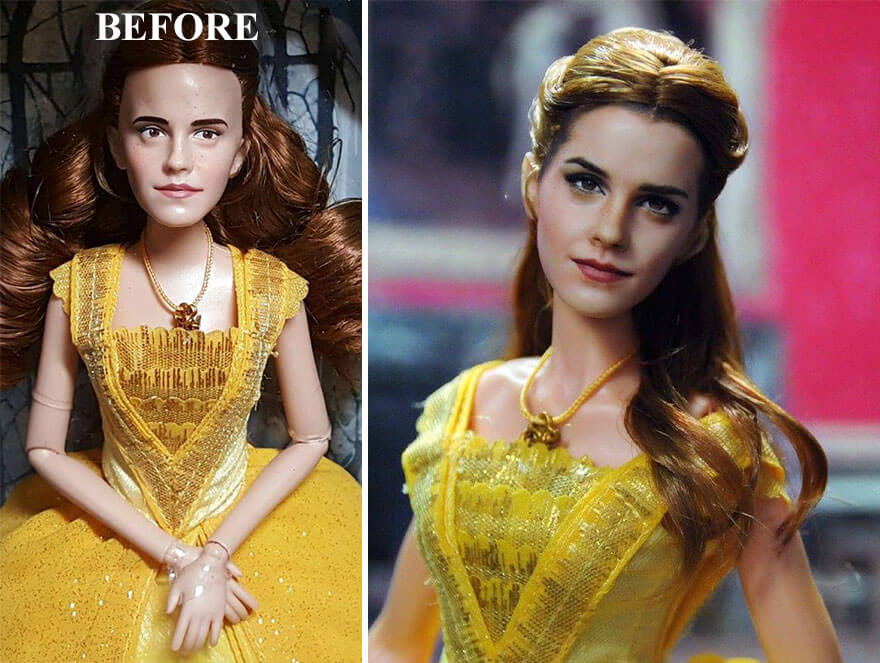realistic celebrity dolls noel cruz