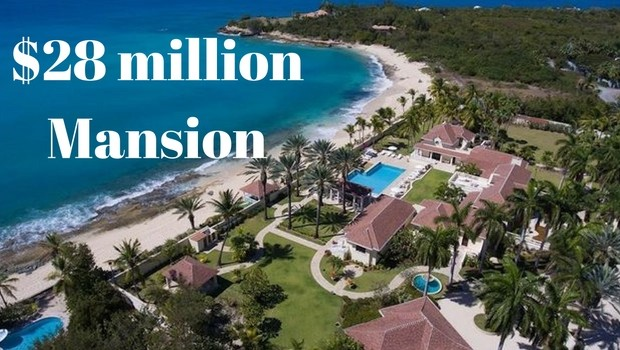 trump mansion for sale feat