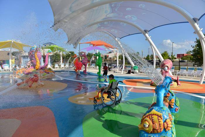 water park for people with disabilities 50