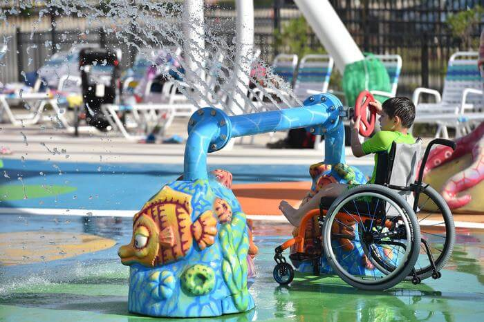 water park for people with disabilities 55