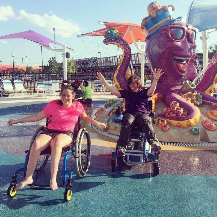 water park for people with disabilities 60