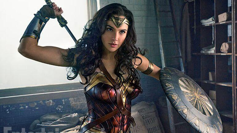 wonder woman sequel info 2