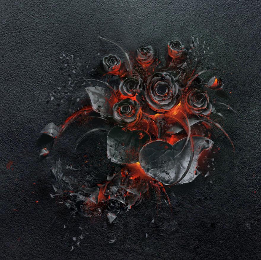 Burning Roses 3 (1)
