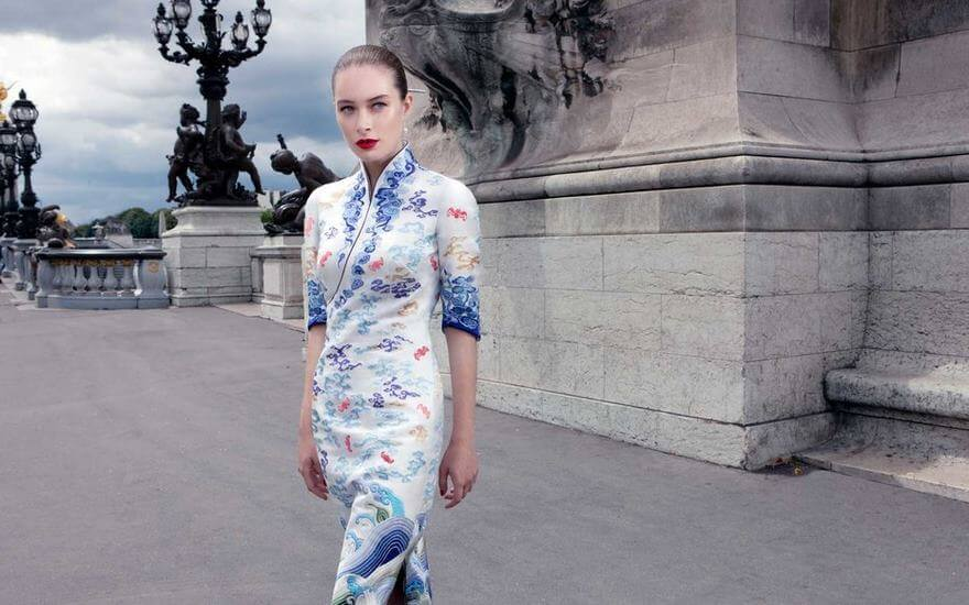 Chinese Airline Haute Couture Uniforms 3 (1)