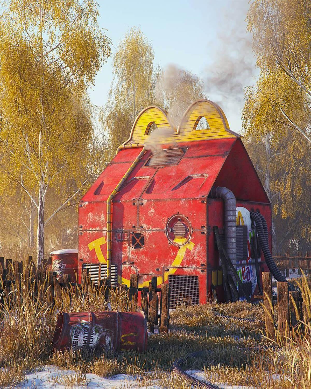 Filip Hodas pop culture icons art 10