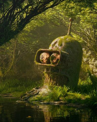 Filip Hodas pop culture icons art 4