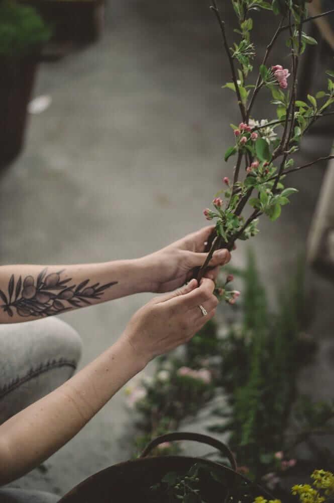 botanical ink design 25