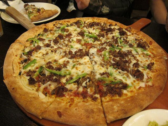 bulgogi pizza