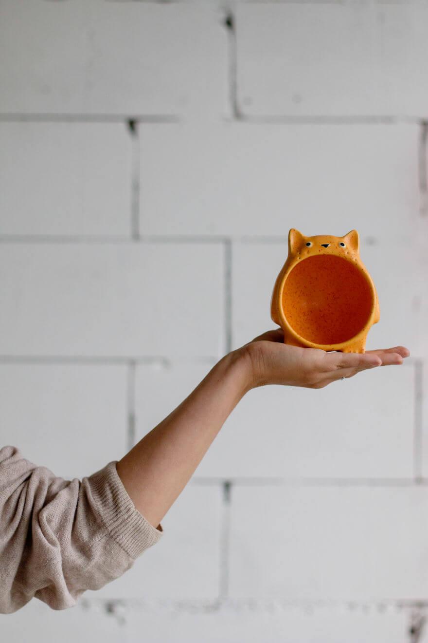 ceramic pot 12