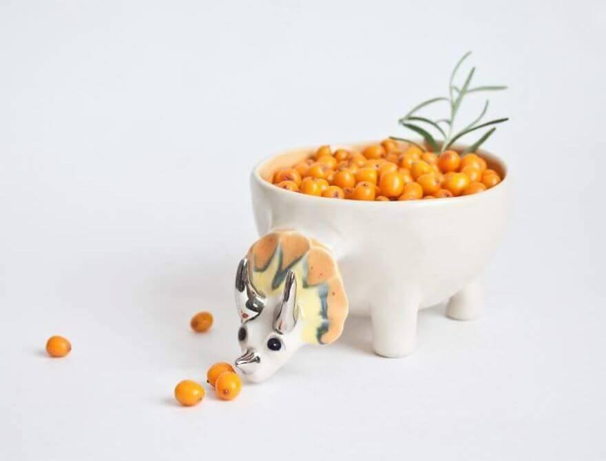 ceramic pot 13