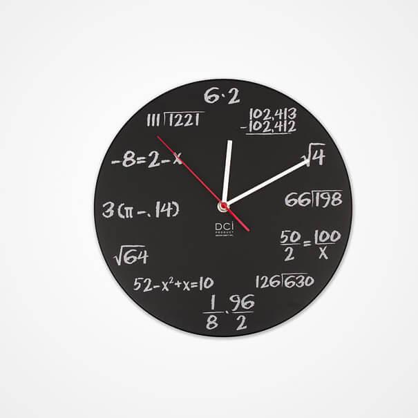 creative clocks 5