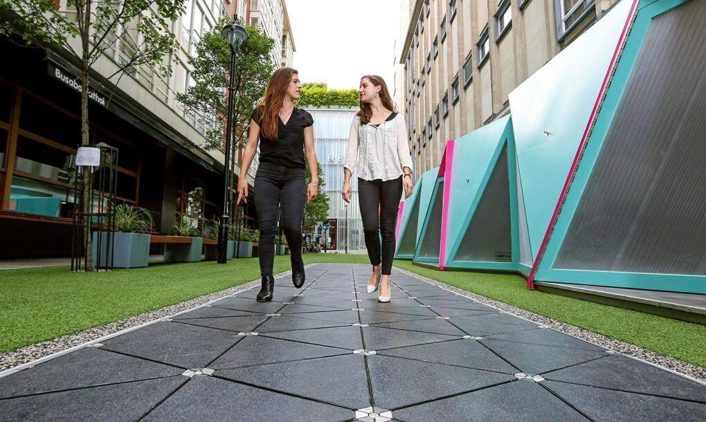 first Smart Street in london 2