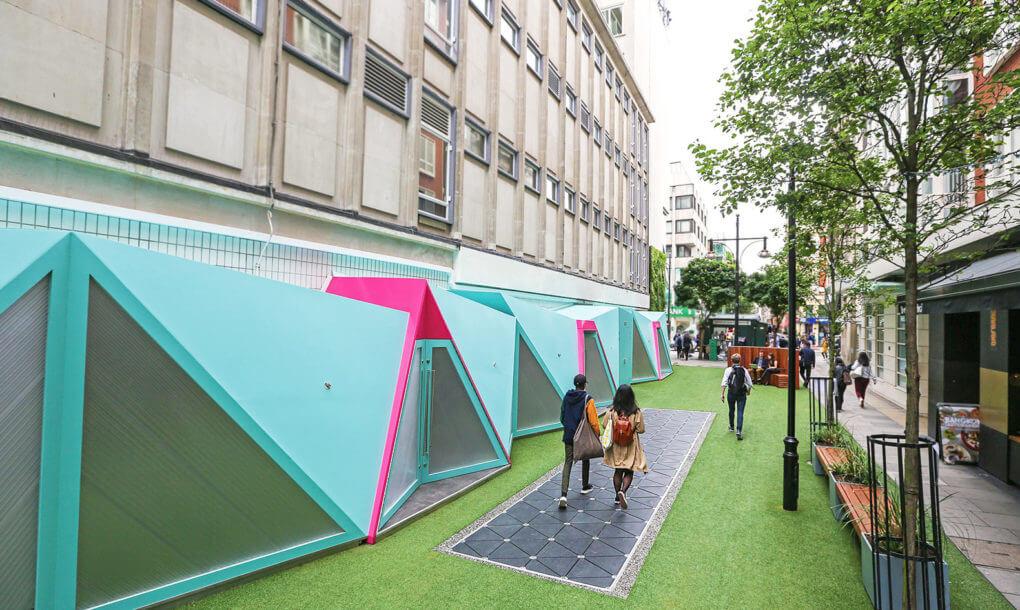 first Smart Street in london 3