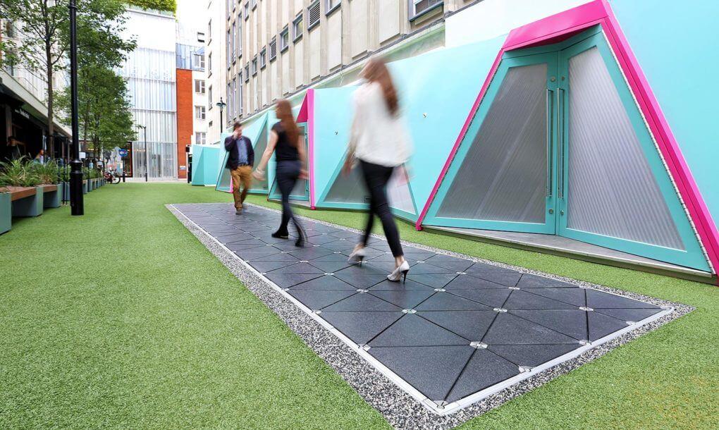 first Smart Street in london 4