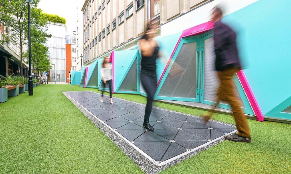 first Smart Street in london 7