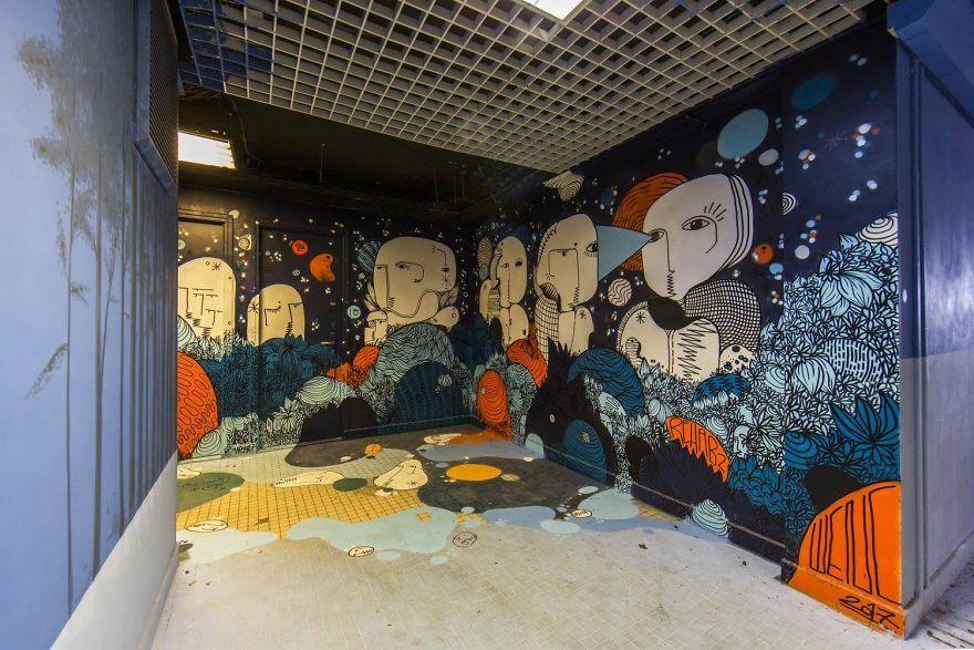 graffiti artists rehab2 paris 1110