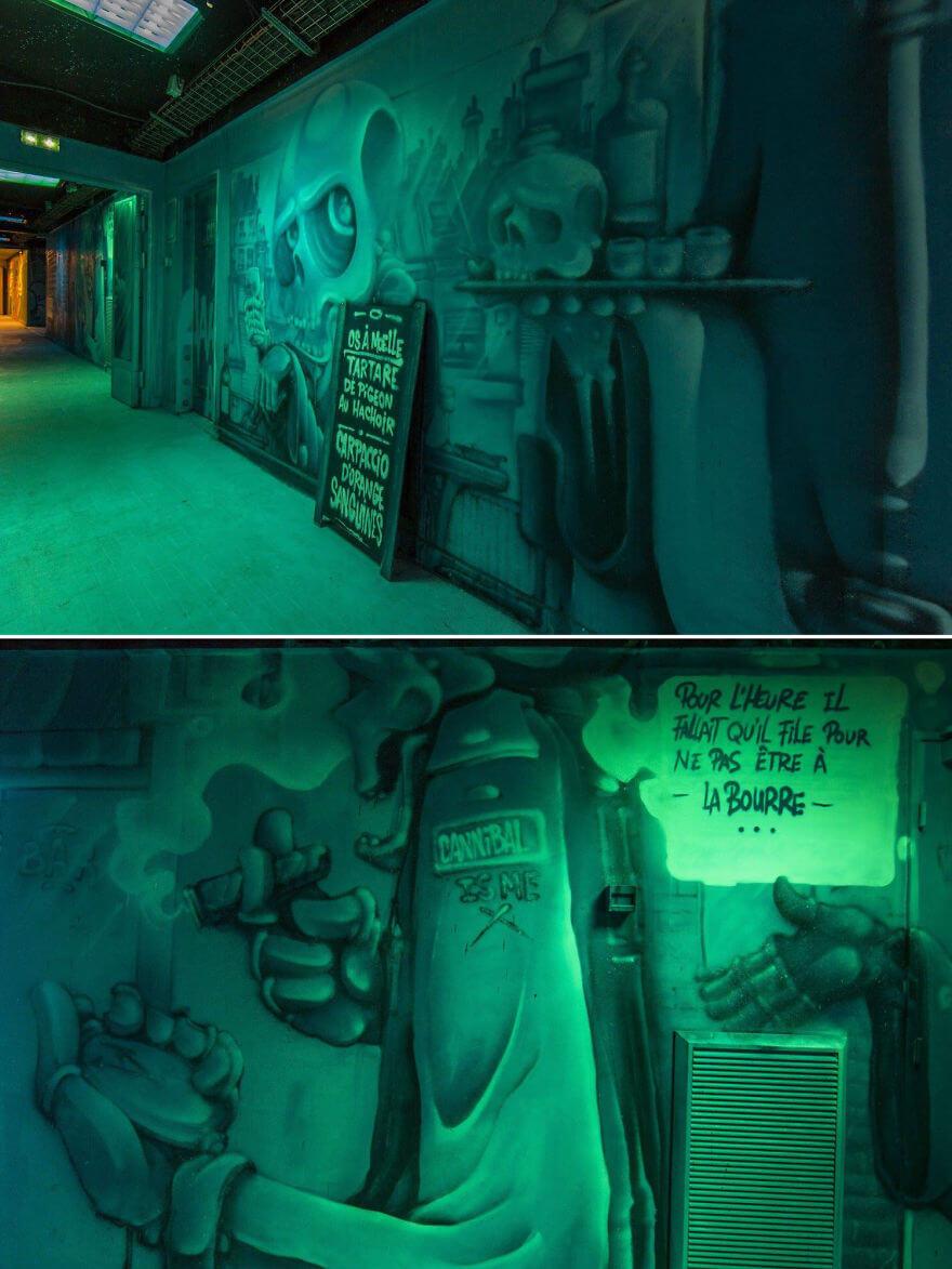 graffiti artists rehab2 paris 18