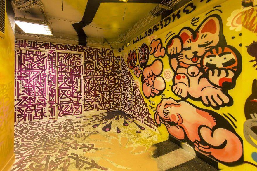 graffiti artists rehab2 paris 25