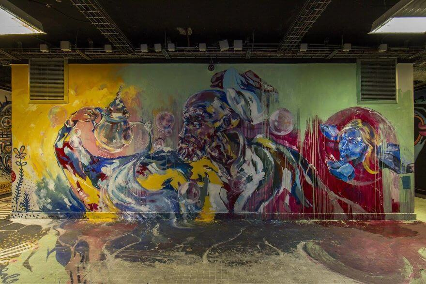 graffiti artists rehab2 paris 27