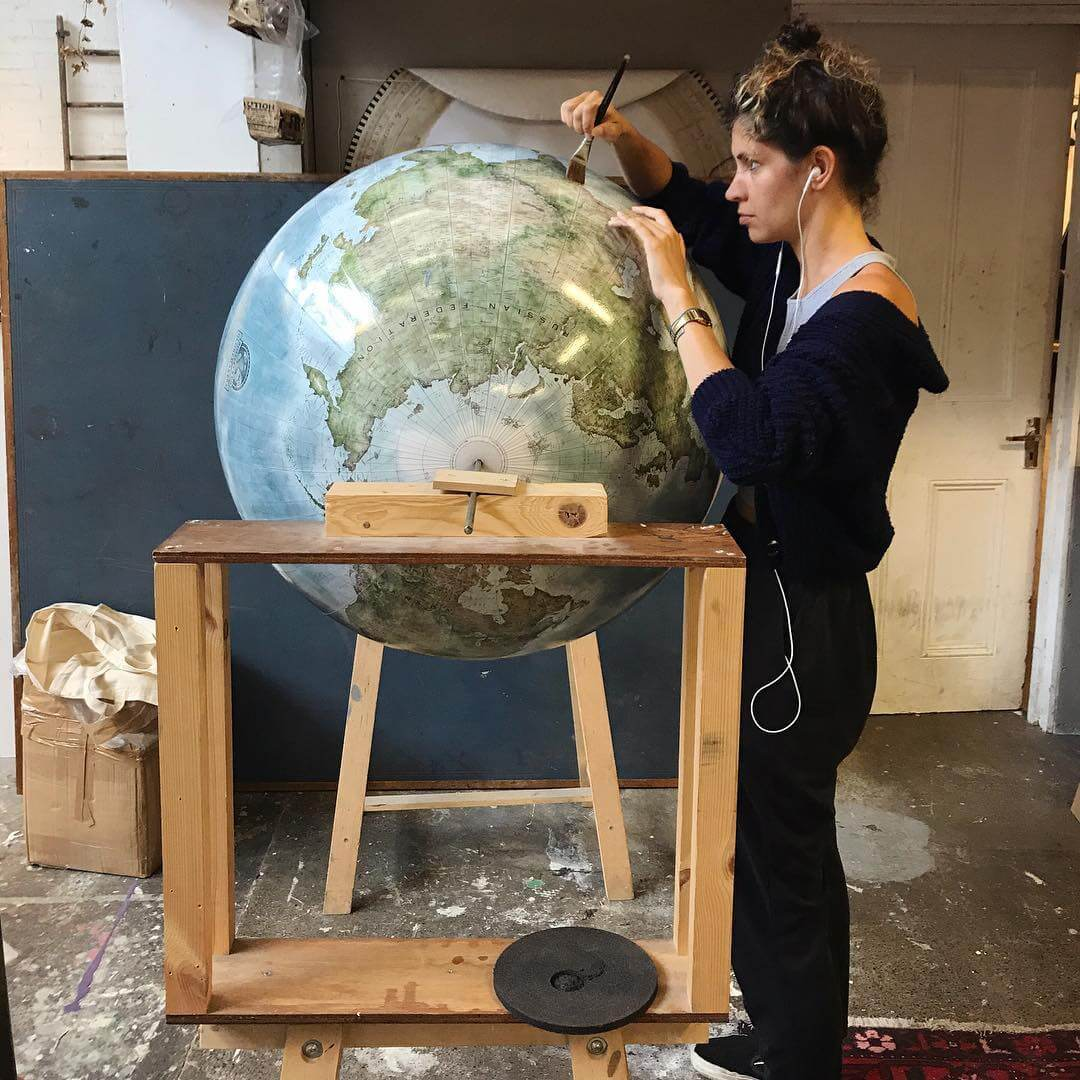 hand made globes Bellerby & Co. Globemakers 3 (1)