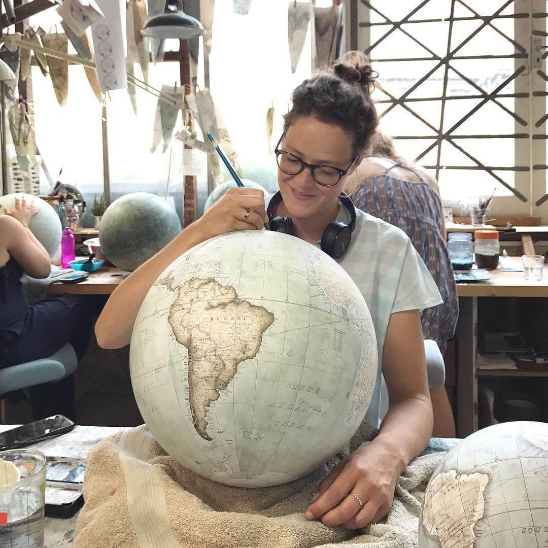 hand made globes Bellerby & Co. Globemakers 4 (1)