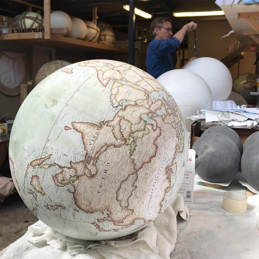 hand made globes Bellerby & Co. Globemakers 5 (1)