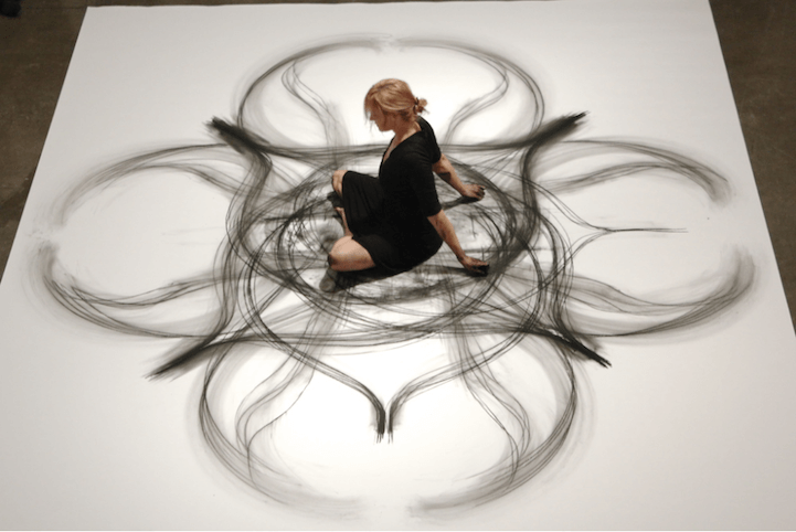 heather hansen beautiful charcoal drawings 11
